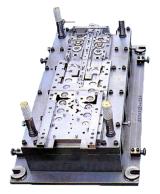絞り・深絞り加工のスズキプレス金型の金型サンプル